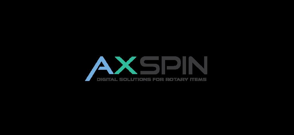 Logo axspin black
